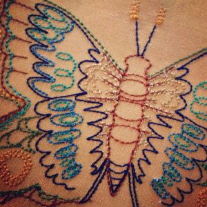 Machine Embroidery Retreat with Danielle Wilkes